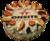 Slagroomtaart voorzien van uw eigen logo